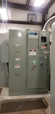 AuCom MVE Medium Voltage Multi Motor Soft Start Solution