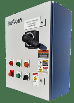 CSXi Compact Soft Starter NEMA Pump Panel