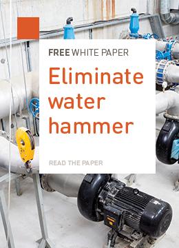 Eliminate Water Hammer