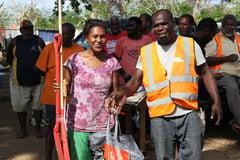 Tanna Volunteers