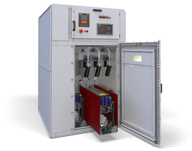 MVE L-Series Medium Voltage Soft Starter Panel