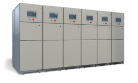 MVE M-Series Medium Voltage Soft Starter Panel