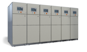MVE M-Series Medium Volatge Soft Starter Panel Lineup