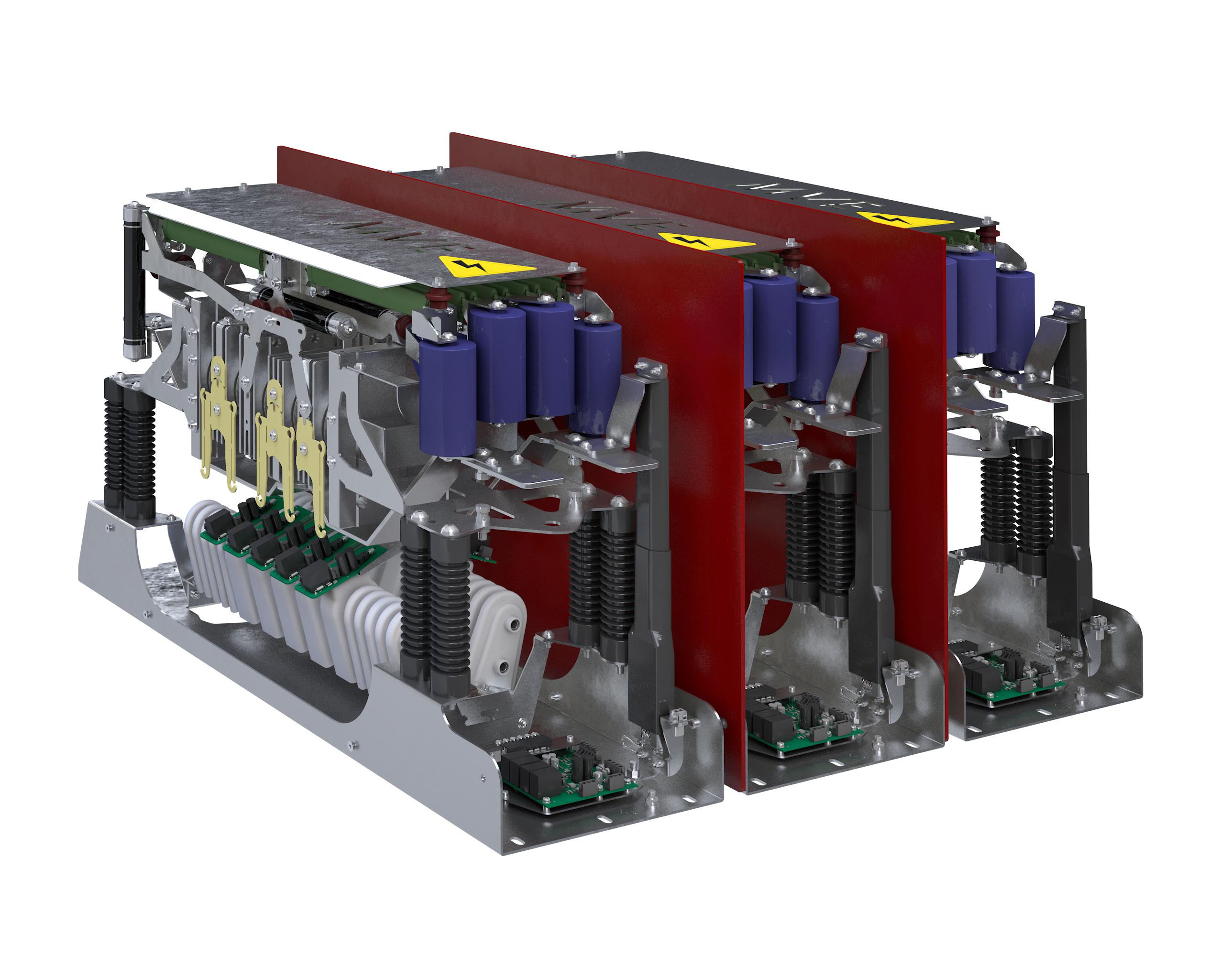MVE IP00 Medium Voltage Soft Starter