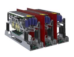 MVE Medium Voltage Soft Starter IP00