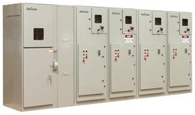 P-Series MVE Medium Voltage Soft Starter Lineup