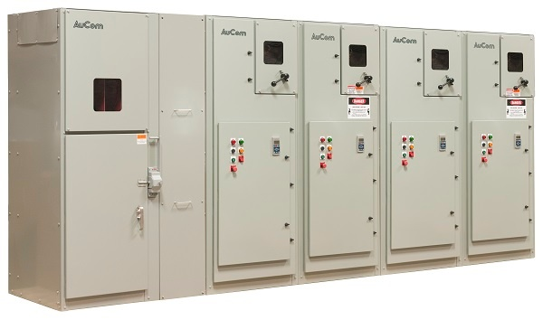 MVE P-Series Medium Voltage Soft Starter Panel
