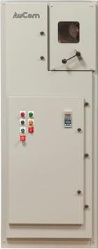 MVE Medium Voltage Soft Starter NEMA Panel