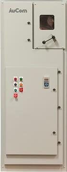MVE Medium Voltage Soft Starter NEMA Panel