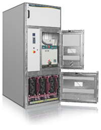 MVX L-Series Medium Voltage Soft Starter Panel