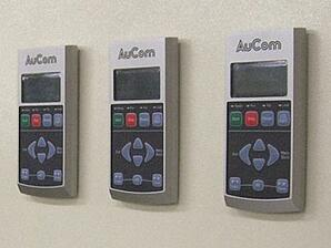 MVE P-Series Soft Starter Keypads