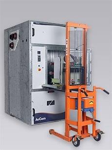 MVX Medium Voltage Panel Rack-In Rack-Out Design