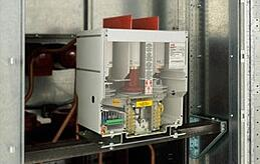 MVX Medium Voltage Soft Starter Panel Internal