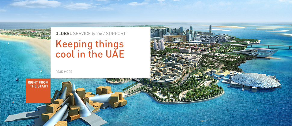 UAE Service & Support